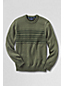 Men's Regular Chest Cable Drifter™ Cotton Sweater