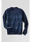 Men's Regular Textured Stripe Drifter™ Cotton Sweater