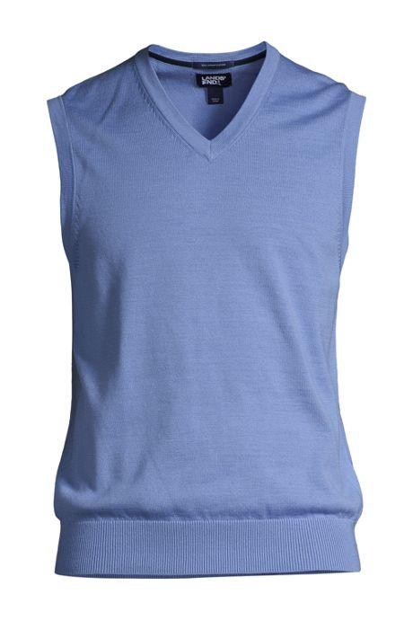 Men's Fine Gauge Supima Cotton Vest