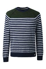 Mariner Stripe Tee Sweater 461576: Colorblock Breton