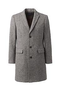 Men's Wool Outerwear | Lands' End