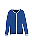 Women's Regular Colourblock Supima® Fine Gauge Cardigan