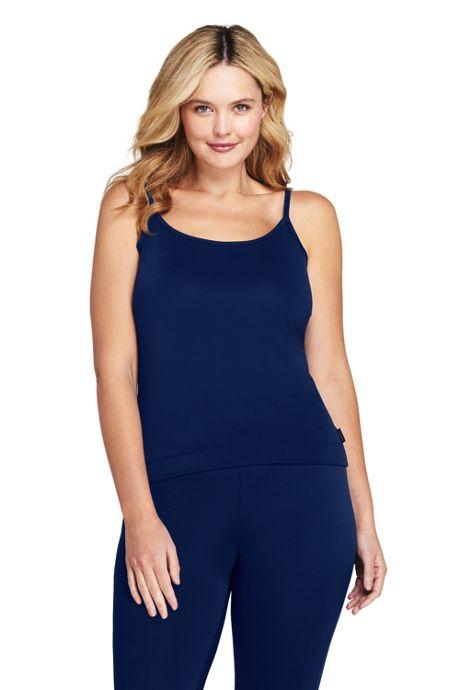 Women Plus Size Thermaskin Heat Cami