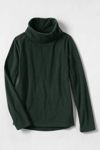 Everyday 100 Fleece-Stehkragenpullover