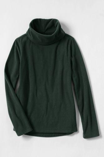 Le Pullover en Polaire ThermaCheck 100 Col Roulé Femme, Taille Standard