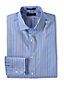 Men's Regular Patterned Tailored Fit Easy-iron Royal Oxford Shirt