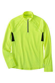 Men's Active Half-zip Running Top