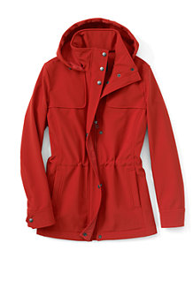 Women's Softshell Hooded Jacket