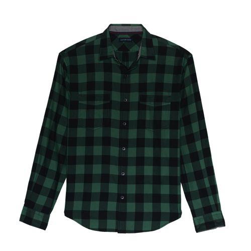 Men's Regular Tailored Fit Forewind Twill Shirt