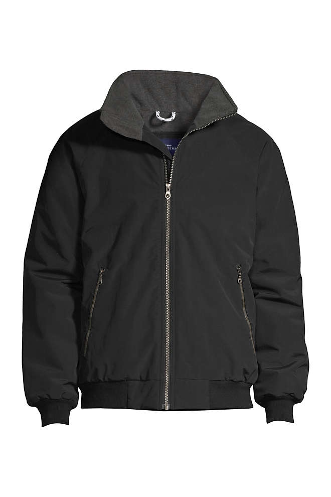 School Uniform Men's Classic Squall Jacket, Front