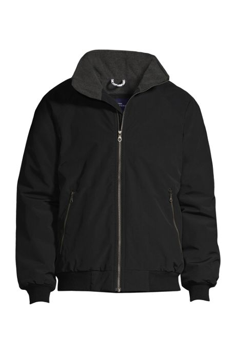 School Uniform Men's Big Classic Squall Jacket