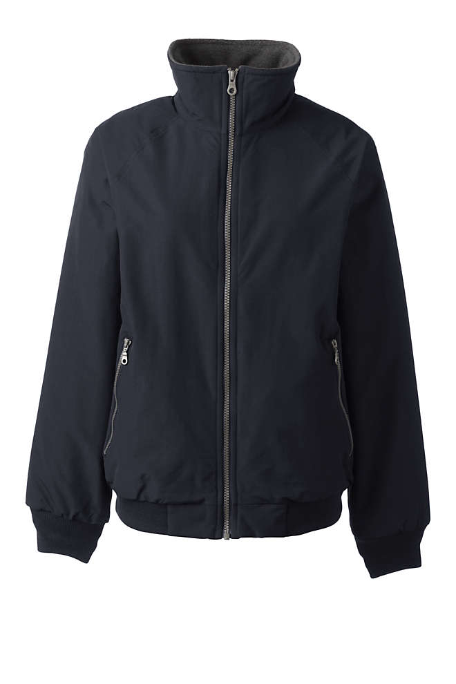 School Uniform Women's Classic Squall Jacket, Front