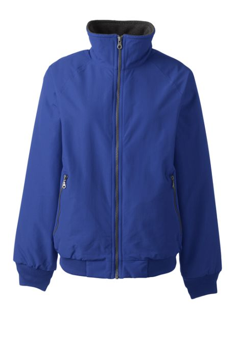 School Uniform Women's Plus Classic Squall Jacket