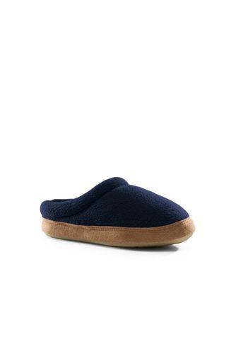 Kids' Fleece Clog Slippers