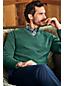 Men's Regular Fine Gauge V-neck Sweater
