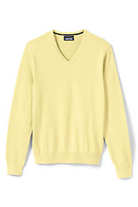 Men's Yellow Sweaters | Lands' End