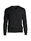 Men's Regular Fine Gauge V-neck Sweater