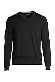 Men s Supima Cotton V-neck Sweater 950251972