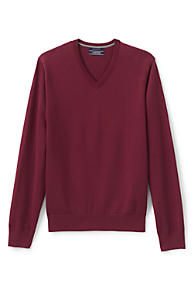 Shopping Online For Sale Womens Regular Supima Snowflake Crew Neck Jumper - 10 -12 Lands End New Arrival Buy Cheap Get To Buy Store With Big Discount Factory Sale 8tn3S