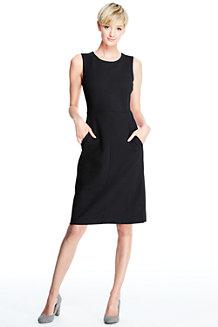 レディス・ポンチローマ・ノースリーブ・ドレス