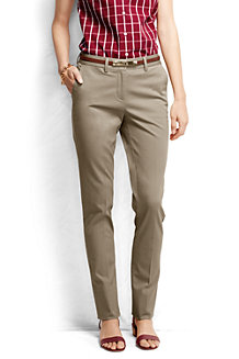 Women's Slim Leg Stretch Chinos