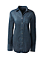 Women' Regular Long Denim Shirt