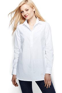 Women's Supima® Non Iron Tunic