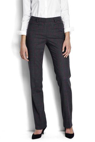 Le Pantalon à Motifs Femme Active Taille mi-haute Femme, Taille Standard