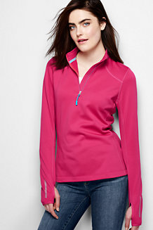 Women's Polartec Powerstretch Half Zip