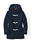Boys' Wool Blend Duffle Coat