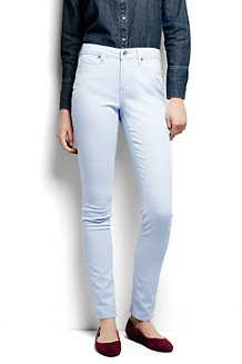 Slim Fit Jeans in Farbe