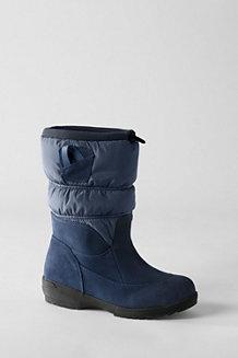 Women's Pull-on Winter Boots