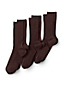 Men's Ribbed Dress Socks - 3-pack
