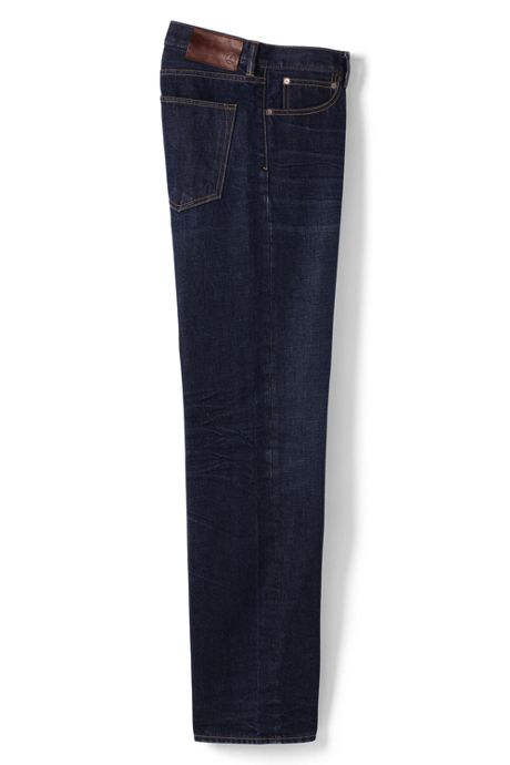 Men's Ring Spun Regular Fit Jeans