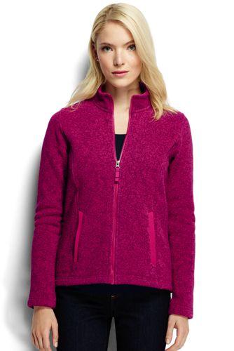 Women's Regular Everyday Sweater Fleece 200 Jacket