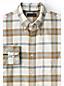 La Chemise en Flanelle à Motifs Homme, Taille Standard