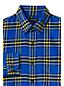 La Chemise en Flanelle à Motif Coupe Habillée Homme, Taille Standard