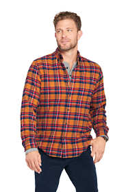 Men's Traditional Fit Flagship Flannel Shirt