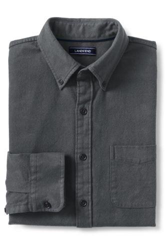 Men's Regular Traditional Fit Flannel Shirt
