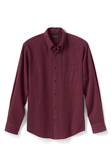Men's Traditional Fit Flannel Shirt