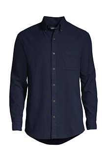 Men's Tailored Fit Flannel Shirt