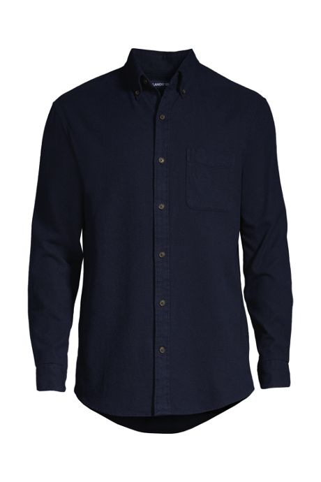 Tailored Fit Flagship Flannel Shirt