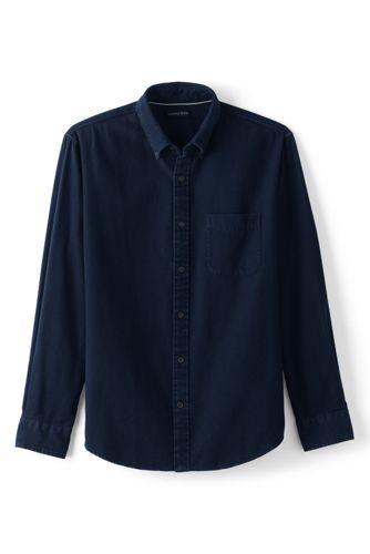 Men's Regular Tailored Fit Flannel Shirt