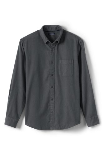 Men's Regular Traditional Fit Flannel Shirt