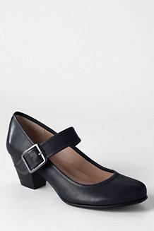 Women's Heeled Mary Jane Shoes