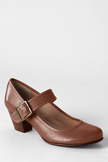 Eleganter Mary Jane-Pumps