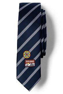 La Cravate Jacquard Garçon