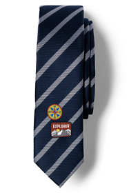 Boys Novelty Jacquard Necktie