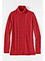 Le Pull Torsadé à Col Roulé, Femme Taille Standard