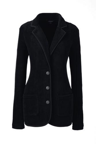 Women's Regular Cosy Fleece Blazer